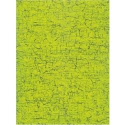 Feuille Décopatch Vert marbré