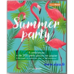 Summer Party PaperBook