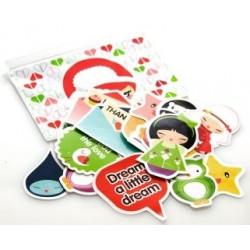 Momiji Stickers