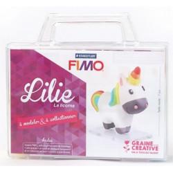 Kit Figurine Fimo Lilie la...