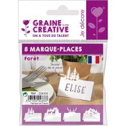 Marque-places Forêt