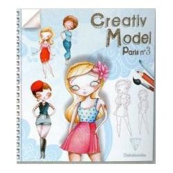 Creativ Model Paris n°3...