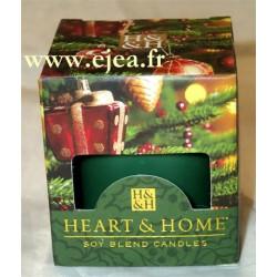Bougie Heart & Home Votive...