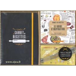 Le Kit Carnet de Recettes