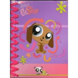 Mon grand cahier PetShop