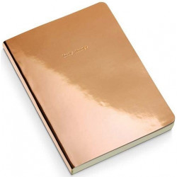 Carnet A5 Rose Gold Little...