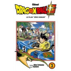 Dragon Ball Super Tome 3...