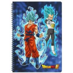 Cahier à thèmes Dragon Ball...