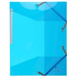 Chemise A4 Iderama Bleu ciel