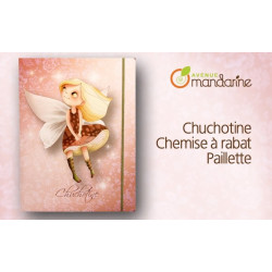 Chuchotine Chemise à rabats