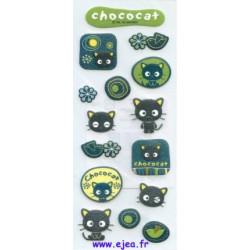 Stickers Chococat