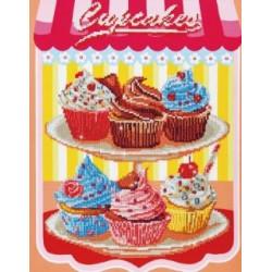 Diamond Dotz Cupcakes...