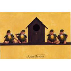 Carte postale Anne Geddes...