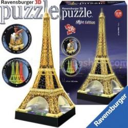 Puzzle 3D Tour Eiffel...