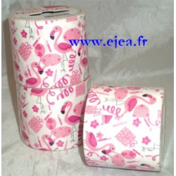 Queen Tape Flamant rose