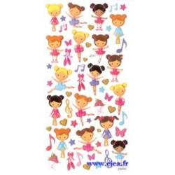 Stickers TWEENY Danse