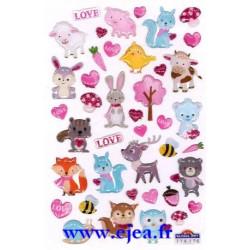 Stickers Mini Sweet Petits...