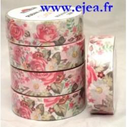 Masking tape Roses