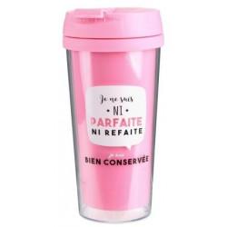 Mug isotherme BIEN CONSERVEE
