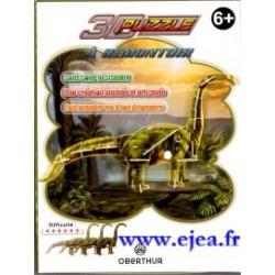 Puzzle 3D Dino mécanique...