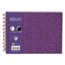 Carnet de voyage Aïda violet