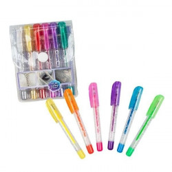 Mini Stylos gel Cheval