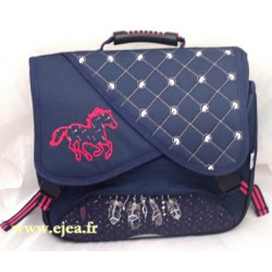 Cartable Cheval Plumes