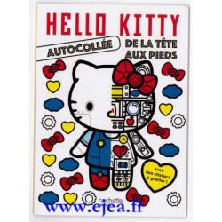 Hello Kitty Autocollée de...