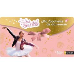 Ma pochette de danseuse...
