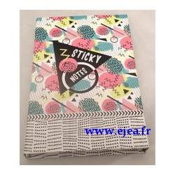 Sticky Notes Style années 80
