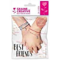 DIY Best Friends Bracelets...