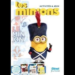 Les Minions - Activités - Activités et jeux