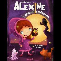 Les 7 aventures d'Alexine l'apprentie magicienne