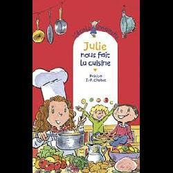 L'Ecole d'Agathe Tome 66 - Julie nous fait la cuisine