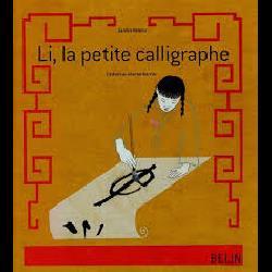 Li,  la petite calligraphe