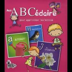 Mon ABCédaire pour apprivoiser les lettres - Un imagier truffé de jolis images et petites énigmes pour apprivoiser l'alphabet