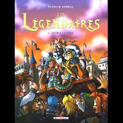 Les Légendaires Tome 3