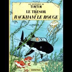 Les Aventures de Tintin Tome 12