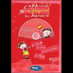 J'apprends l'espagnol en chantant - Album + CD Audio