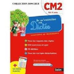Boscher dictée CM2