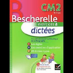 Bescherelle cahier dictées CM2