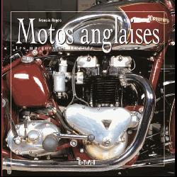 Motos anglaises  - Les marques de légende