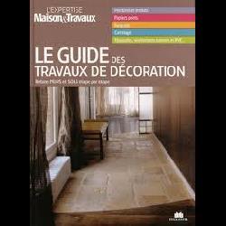 Le guide des travaux de décoration