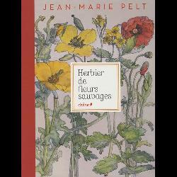 Herbier de fleurs sauvages