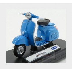 Vespa 150cc bleu Welly