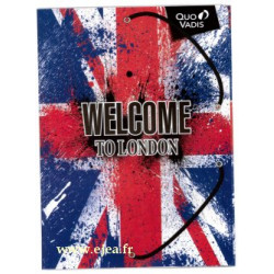 Chemise Union Jack Welcome