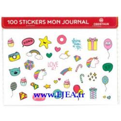 Stickers Mon Journal