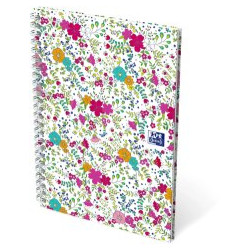 Cahier Oxford Floral B5...