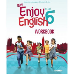 Workbook New Enjoy 6e
