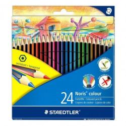 Crayons de couleur par 24...